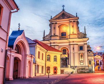 przewozy polska - litwa